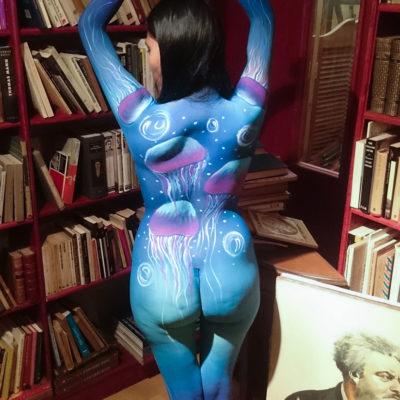 Body Paint – Librería BurrOculto