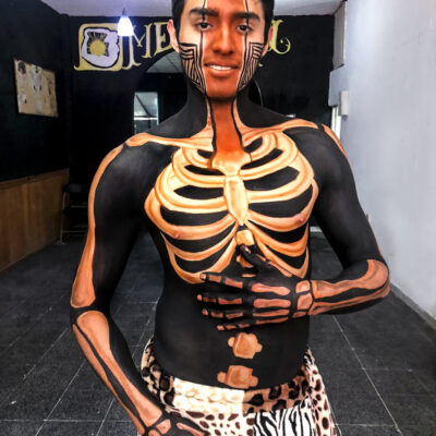 Calavera Caníbal